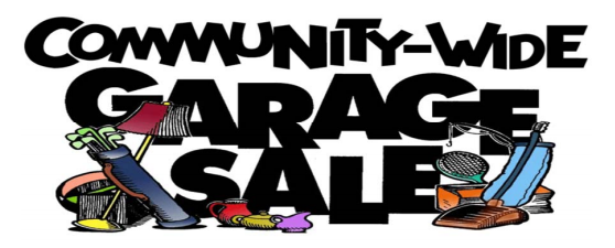 Westaire Community Garage Sale Sign Up Lupe Kemper